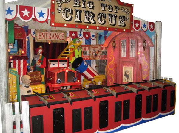 The Big Top Circus